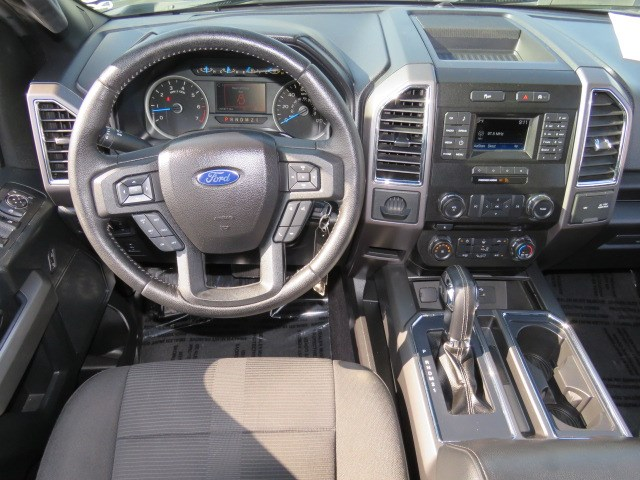 2016 Ford F-150 XLT Crew Cab