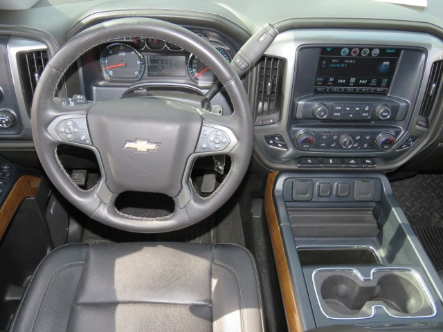 2016 Chevrolet Silverado 1500 LTZ Extended Cab