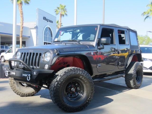 2017 Jeep Wrangler Unlimited Big Bear