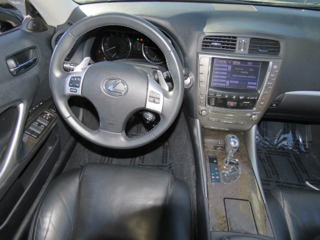 2013 Lexus IS 350C