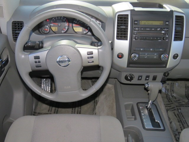 2012 Nissan Frontier SV V6 Crew Cab