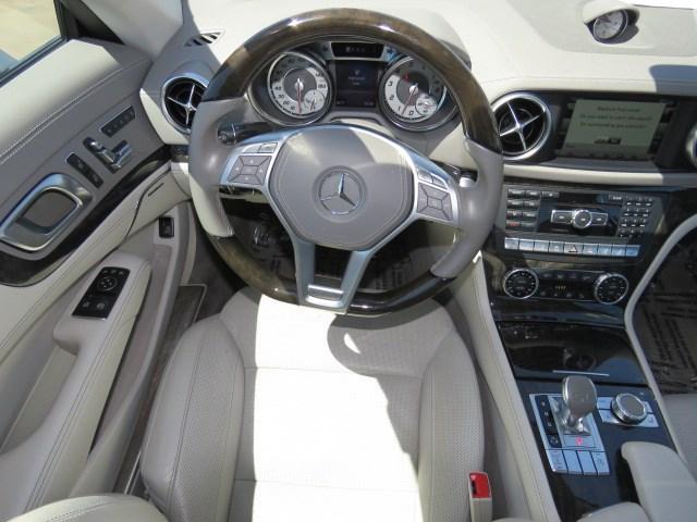 2015 Mercedes-Benz SL-Class SL 550
