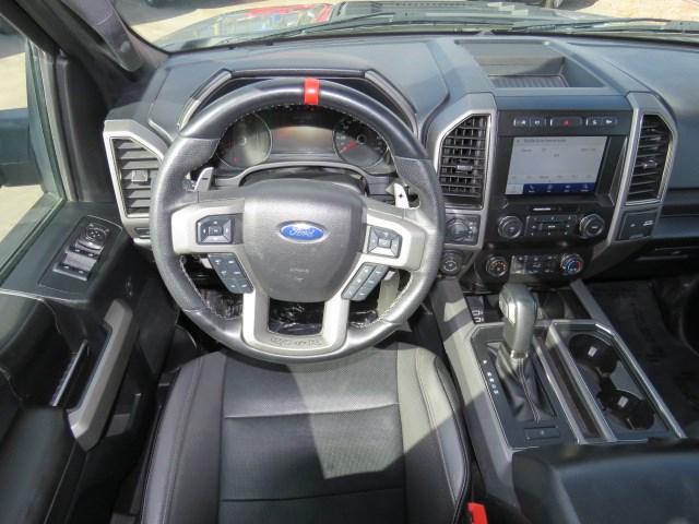 2020 Ford F-150 Raptor Crew Cab