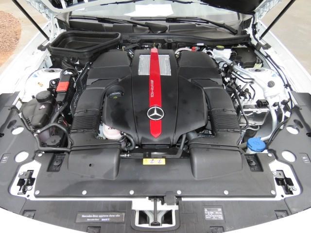 2018 Mercedes-Benz AMG SLC 43