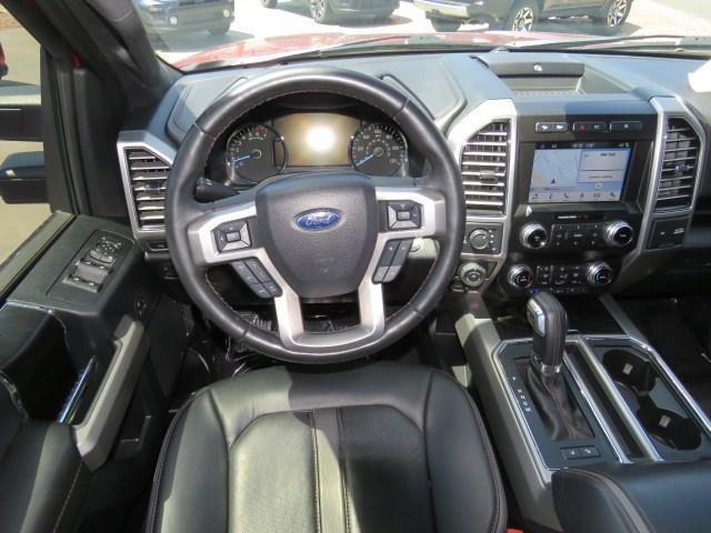 2019 Ford F-150 Platinum Crew Cab
