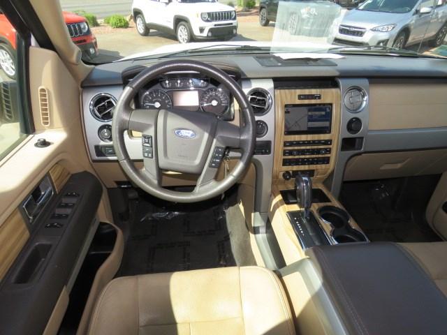 2011 Ford F-150 Lariat Crew Cab