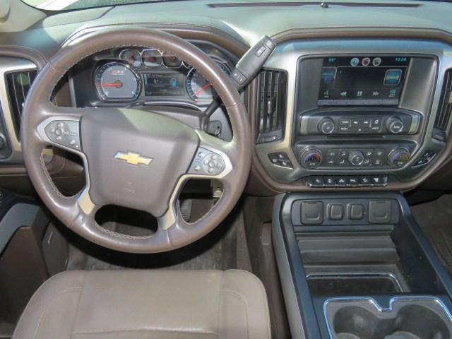2015 Chevrolet Silverado 2500HD LTZ Crew Cab