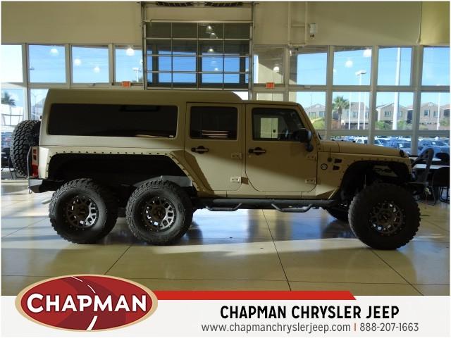 2017 Jeep Wrangler Unlimited Sport – Stock #P5278