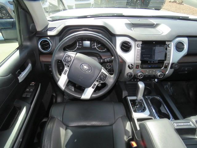 2020 Toyota Tundra Limited Crew Cab