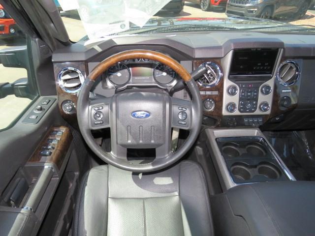 2013 Ford F-350 Super Duty Platinum Crew Cab