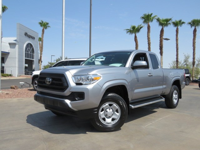 2020 Toyota Tacoma SR Extended Cab