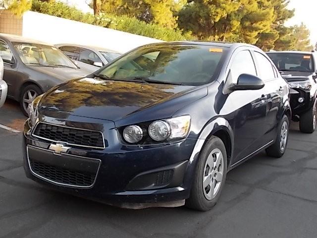 Used 2015 Chevrolet Sonic Ls Phoenix Az Stock 171424a