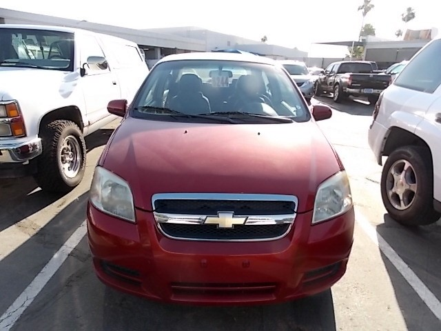 2009 Chevrolet Aveo LT – Stock #171531B