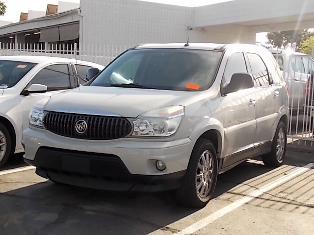 used 2007 buick rendezvous cx phoenix az stock 174036a chapman chevy. Black Bedroom Furniture Sets. Home Design Ideas