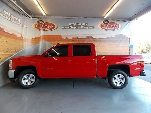 2017 chevrolet silverado 1500 crew cab 1lt phoenix az stock 174186 chapman chevrolet. Black Bedroom Furniture Sets. Home Design Ideas