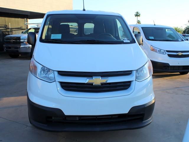 2017 Chevrolet City Express Cargo Passenger Van 1lt