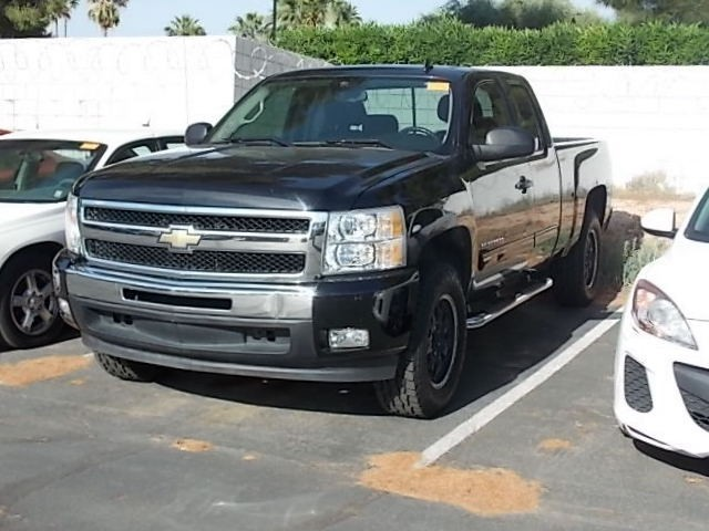 used 2010 chevrolet silverado 1500 lt extended cab phoenix. Black Bedroom Furniture Sets. Home Design Ideas