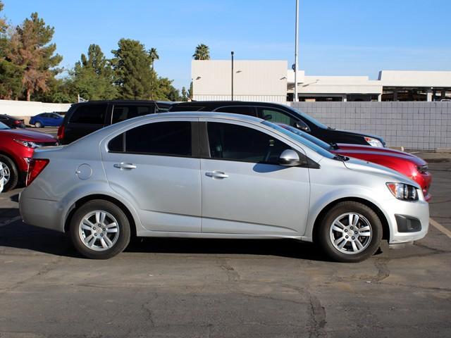 2012 Chevrolet Sonic LS – Stock #181150A