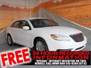 2013 Chrysler 200 LX Stock#:161301A