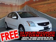 2011 Nissan Sentra 2.0 S Stock#:165120A