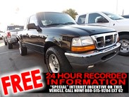 2000 Ford Ranger XLT Extended Cab Stock#:165257A