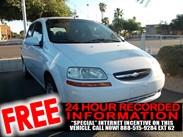 2007 Chevrolet Aveo Aveo5 LS Stock#:171707A