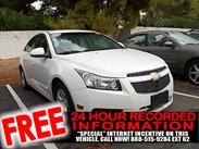 2012 Chevrolet Cruze LT Stock#:171891A