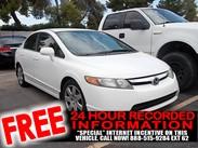 2007 Honda Civic LX Stock#:174122A