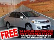 2010 Nissan Versa 1.8 S Stock#:174296A1A