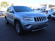 2014 Jeep Grand Cherokee Limited Stock#:195191A