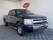 2011 Chevrolet Silverado 1500 LS Extended Cab Stock#:195238A