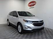 2018 Chevrolet Equinox LS Stock#:204039A