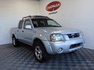 2001 Nissan Frontier SC Crew Cab Stock#:204076A
