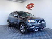 2015 Jeep Grand Cherokee Overland Stock#:204112A