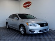 2015 Nissan Altima 2.5 S Stock#:204690A