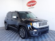 2016 Jeep Renegade Limited Stock#:204818A