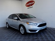 2016 Ford Focus SE Stock#:204835A