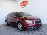 2016 Chevrolet Cruze Limited 1LT Auto Stock#:204838A