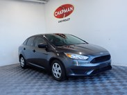 2015 Ford Focus S Stock#:204850A