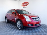 2015 Cadillac SRX Performance Collection Stock#:204923A