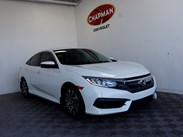 2017 Honda Civic EX Stock#:205105C