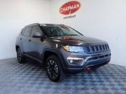 2020 Jeep Compass Trailhawk Stock#:205306A