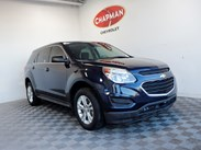 2017 Chevrolet Equinox LS Stock#:205424A