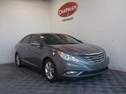 2013 Hyundai Sonata Limited Stock#:205448AAA