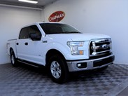 2015 Ford F-150 Lariat Crew Cab Stock#:205483A