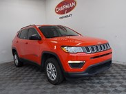 2019 Jeep Compass Sport Stock#:213022A