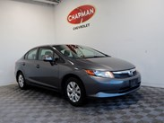 2012 Honda Civic LX Stock#:214066B2