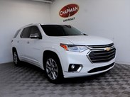 2018 Chevrolet Traverse Premier Stock#:214249A