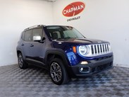 2016 Jeep Renegade Limited Stock#:214564A