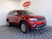 2014 Jeep Grand Cherokee Limited Stock#:214781A